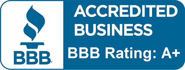 BBB Better Business Bureau A+ Accredited Business