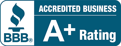 BBB A+ Accredited Business